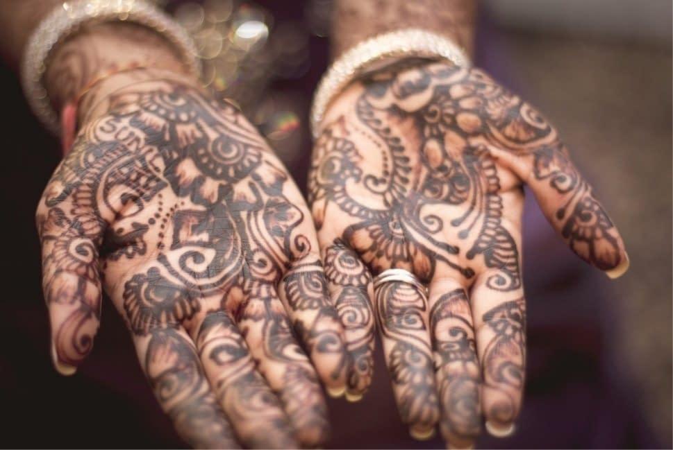 Tips to Enhance your Wedding Mehendi
