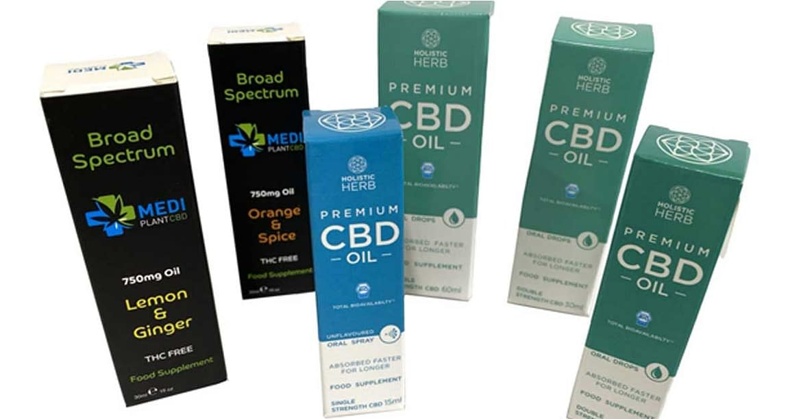 Significance of CBD packaging for Cannabidiol oil