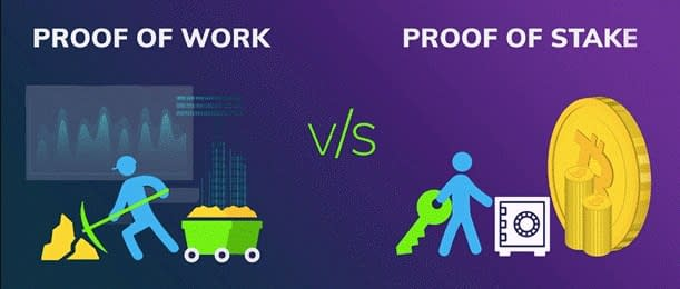 Eight significant reasons why proof of stake is better than proof of work