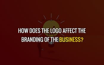How does the logo affect the branding of the business