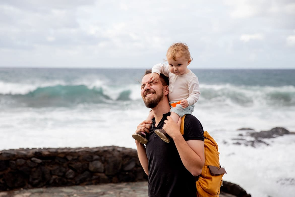 Travel tips for parents with kids