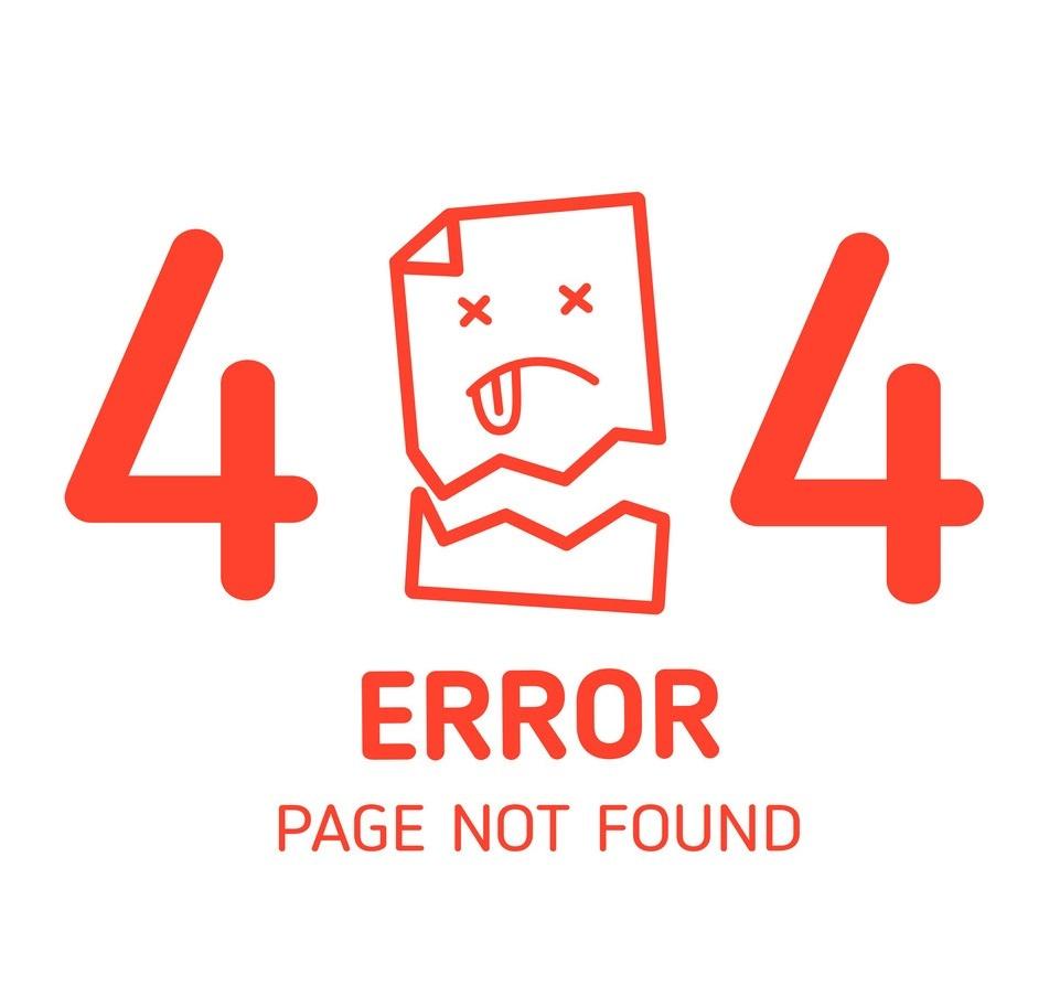 404 Error: How to fix
