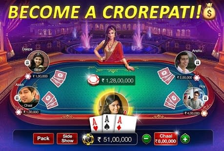 Teen Patti sequence guide