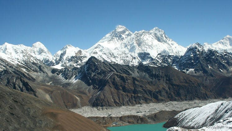 All you need to know about Everest Base camp