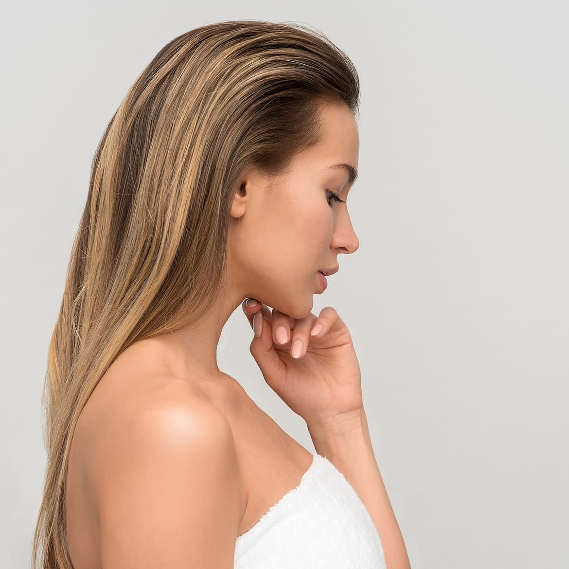 What can hard water do to your hair?