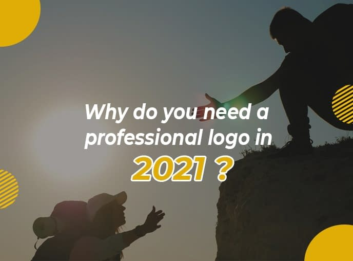 Why do you need a professional logo in 2021?
