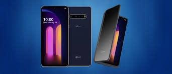 LG announces V60 ThinQ – A classy blue, 5G smartphone