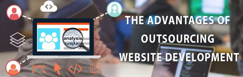 The Advantages and the Risks of Outsourcing Web Development Services